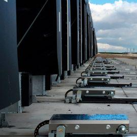 Accesorios para muelles industriales