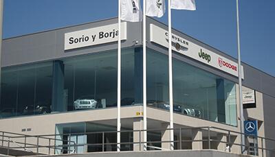 SORIO Y BORJA