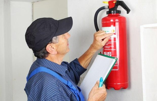 Formación en mantenimiento de equipos contra incendio